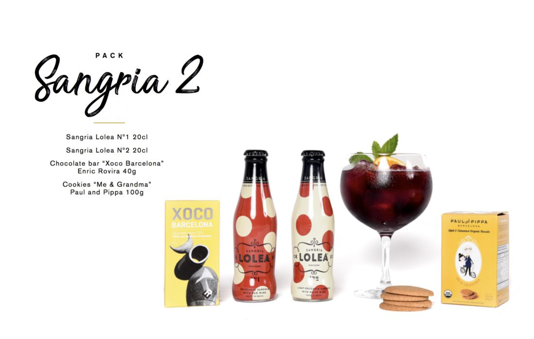Business Gift Sangria Barcelona