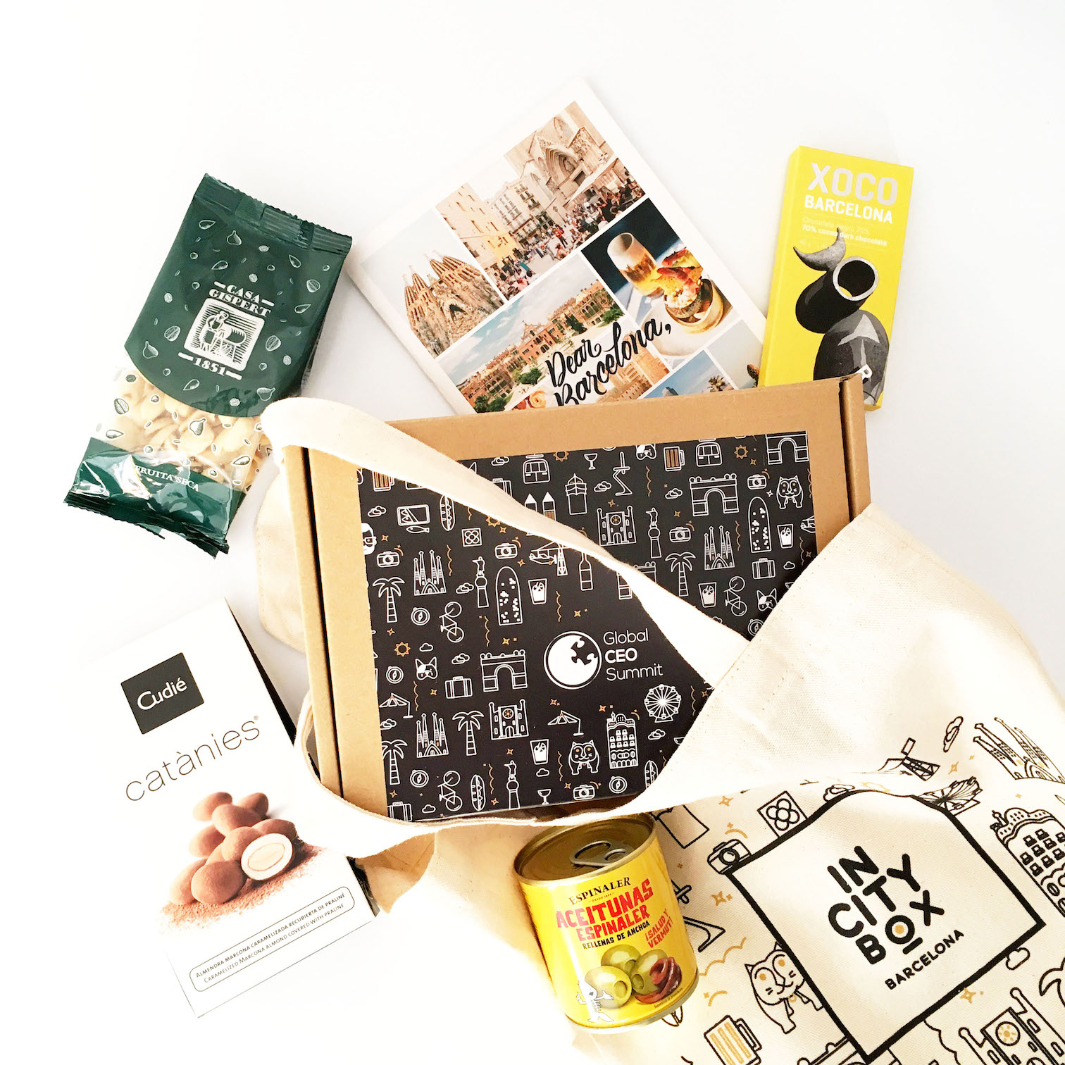 Corporate gifts Barcelona