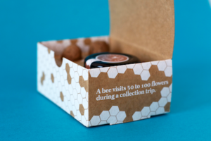 Corporate gifts save the bees